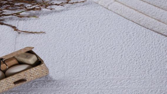 Toalha De Piso Linha Safira Proftel 50x80-cm 6 Peças