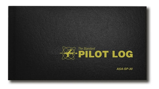 Asa Sp-30 Bitacora Para Piloto De Aviacion, Nueva, Cessna
