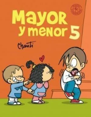Mayor Y Menor 5 - Chanti