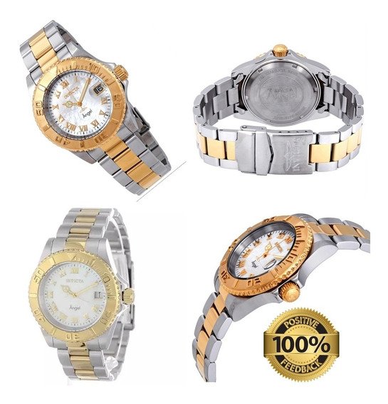 Relógio Invicta 14364 Feminino 40mm Original