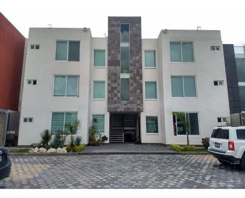 Departamento En Renta Zona Morillotla, Cholula, Puebla Cerca De Universidades Como Udlap, Uvm