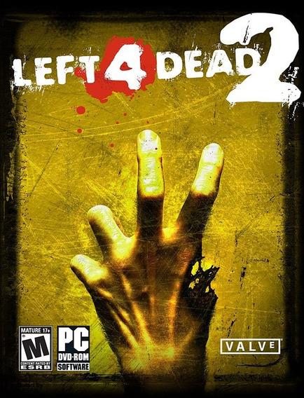 Left 4 Dead 2 Pc - Steam Key (envio Rapido)