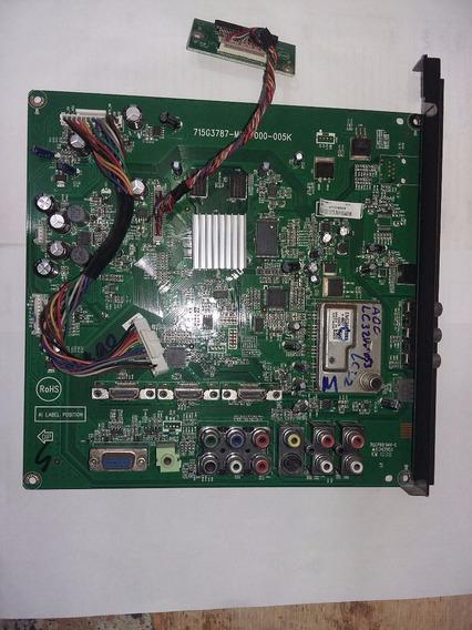 Placa Principal Tv Aoc Lc 32w050 - 715g3787-mog-000-005k