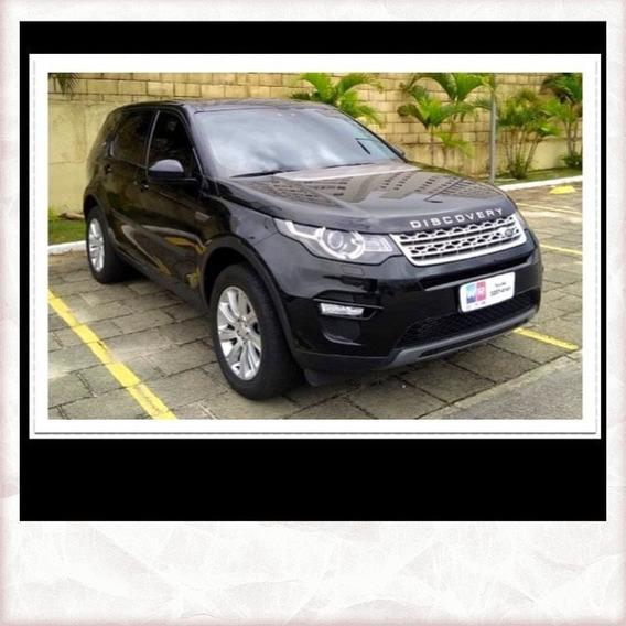 Land Rover Discovery Sport 2.2 16v Sd4 Turbo Diesel Se 4p