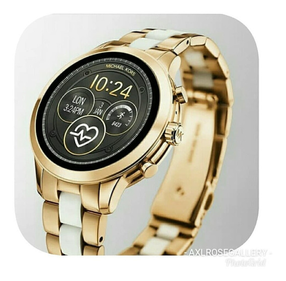 Smartwatch Michael Kors Runway Modelo Mkt5057 Caja Sellada