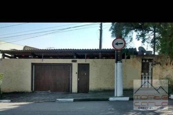 Terreno Comercial À Venda, Jordanópolis, São Bernardo Do Campo. - Te0020