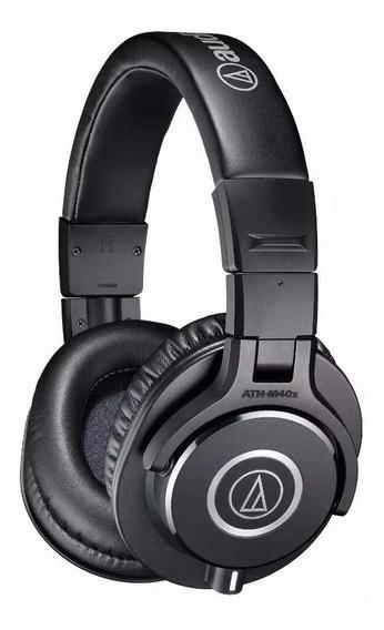 Audio Technica Ath-m40x Fone Dj Headphone - Profissional