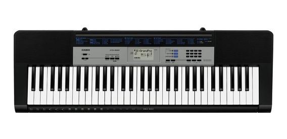 Teclado Musical Casio Ctk1550 61 Teclas 5/8 Nota Fiscal