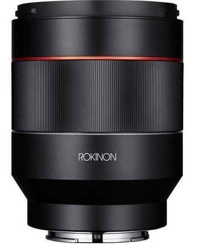 Lente Rokinon Af 50mm F/1.4 Fe Sony E C/ Recibo