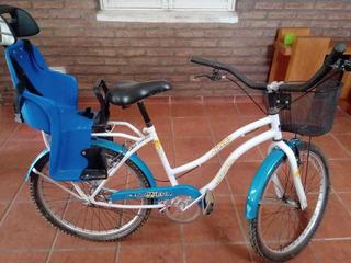 Bicicleta Agusta Mujer.