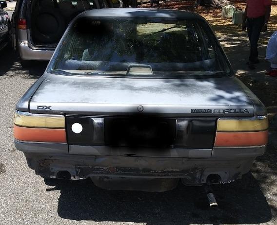 Toyota Corolla Americana