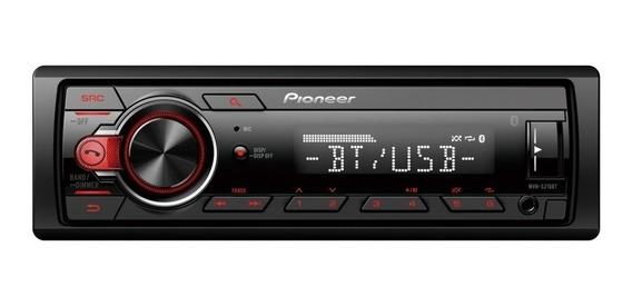 Stereo Pioneer Mvh 215 Bluetooth Usb Aux Nuevo
