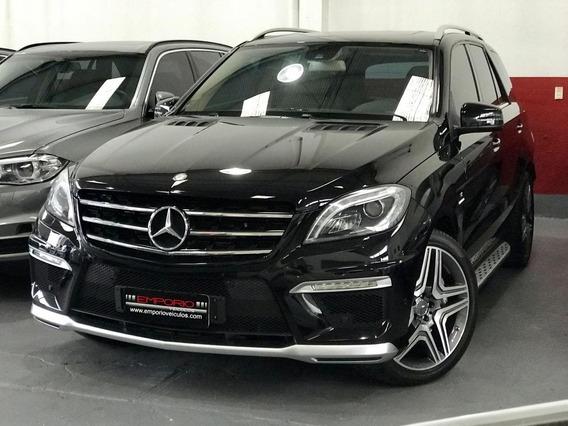 Mercedes-benz Ml 63 Amg 5.5 V8 32v Biturbo Gasolina 4p