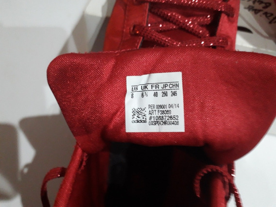 Zapatillas Tipo Botita .adidas.