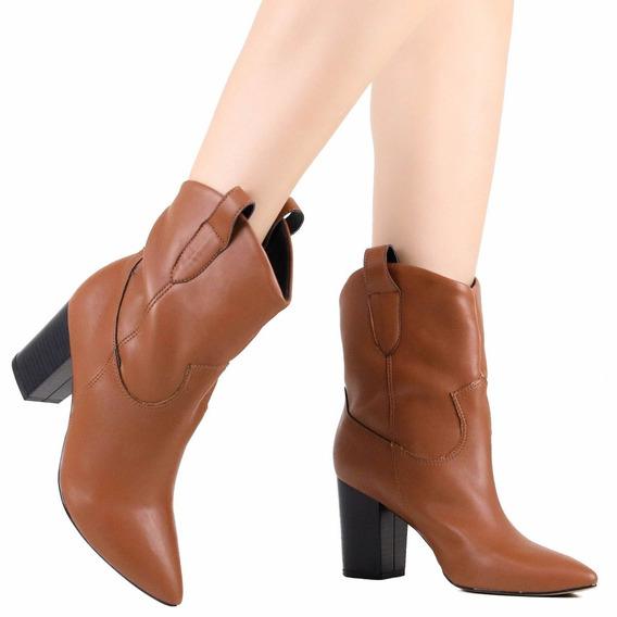 Bota Feminina Zariff Country Western Heel3002