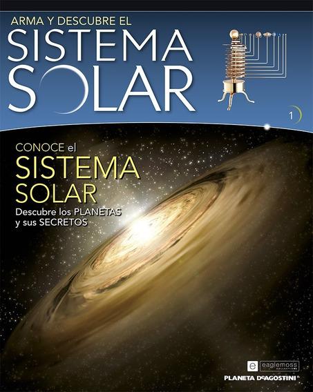 Arma Y Descubre El Sistema Solar Todos Los Numeros