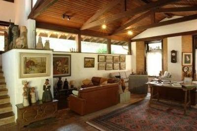 Casa Á Venda E Para Aluguel Em Condomínio Chácaras Do Alto Da Nova Campinas - Ca186204