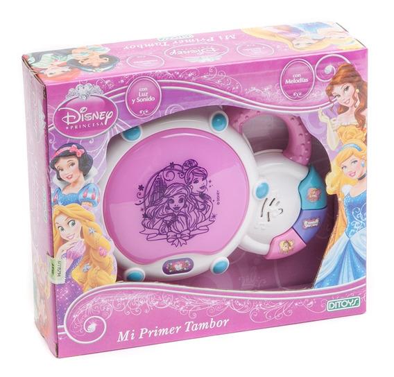 Princesas Mi Primer Tambor Ditoys