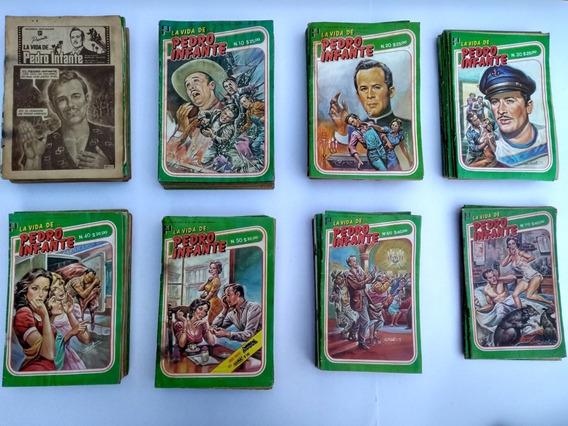 Comics De La Vida De Pedro Infante