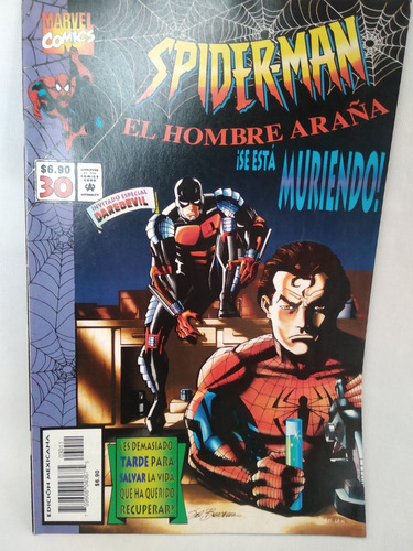 Spiderman 30 Marvel Mexico Intermex