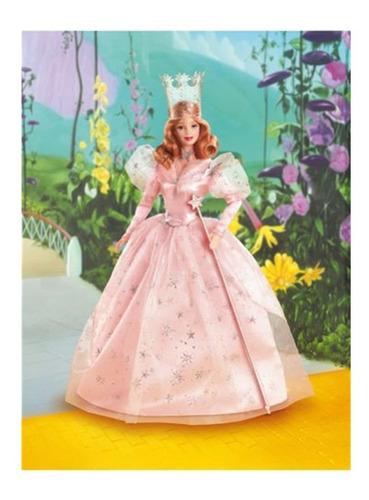 Mago De Oz: Glinda, La Buena Bruja Muñeca Barbie
