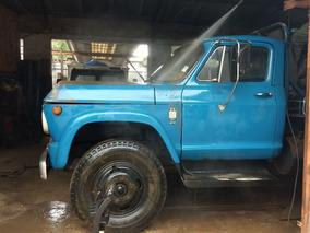 Chevrolet D 60 Ano 81 Segundo Dono, Ótimo Estado