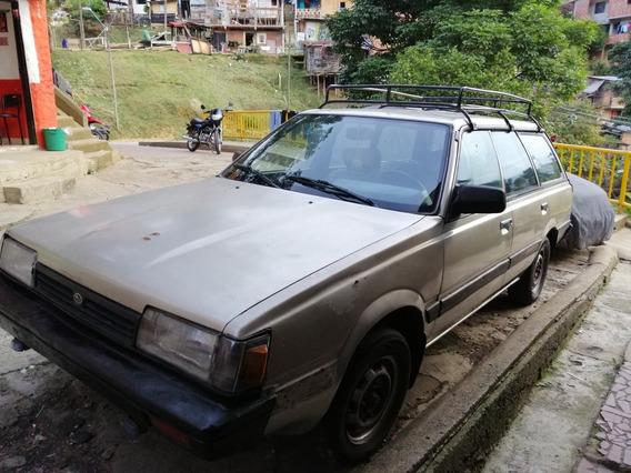 Subaru Leone 4wd