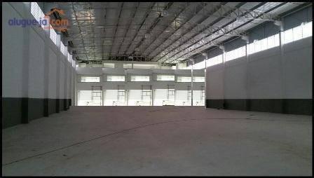 Galpão Para Alugar, 2000 M² Por R$ 38.000/mês - Eldorado - São José Dos Campos/sp - Ga0192