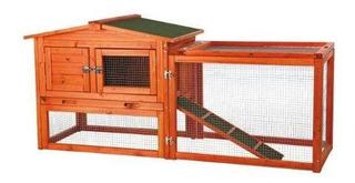Cabina Para Conejos Gallinero Casa Gallina Pollo Nido
