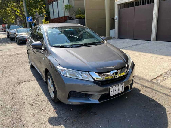 Honda City Lx Mt 2015 Rines Aire Bluetooth Frenos Abs