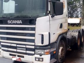 Scania G 400 6x2 Ano2003 $119990,00 Condição Somente A Vista