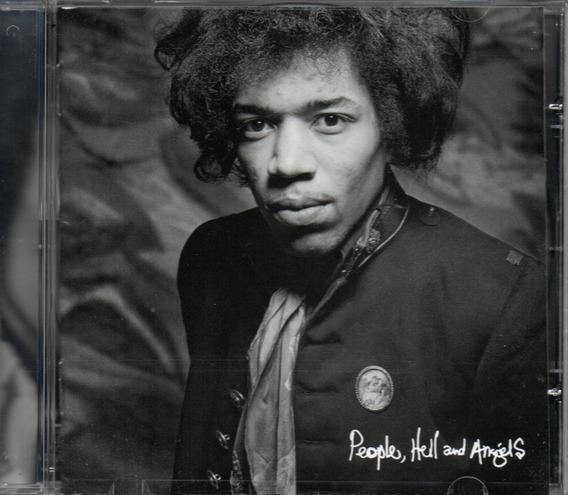 Cd Jimi Hendrix - People, Hell And Angels