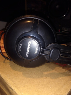 Auriculares Samson Sr950 - 32 Ohms - Impecables
