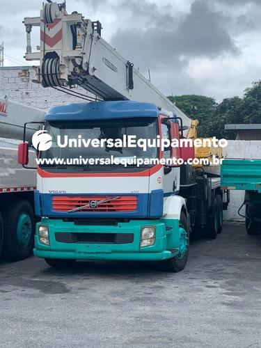 Caminhão Volvo Vm310cv Guindaste Madal Md300l