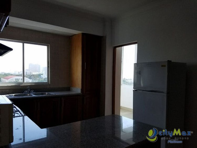 Bello Apartamento Amueblado 3hab Zona Universitaria