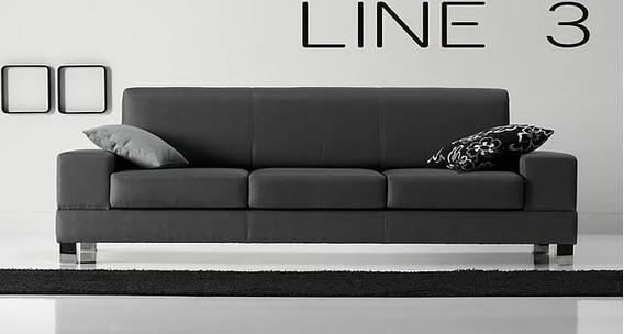 Sillón Modelo Line 3
