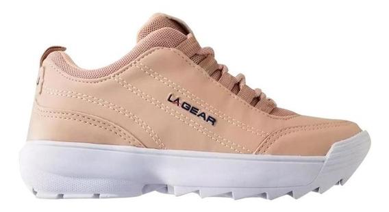 La Gear Zapatillas Mujer - Strike W Rosa