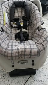 Silla, Porta Bebe, Base De Carro, Graco,