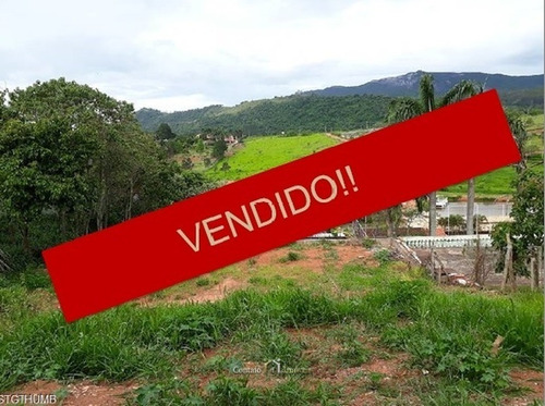 Terreno 1050,00m² Linda Vista À Venda Em Atibaia - Te0255-1