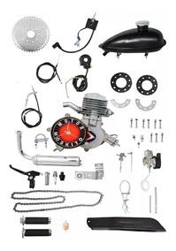 Kit Motor Para Bicicleta Original Moskito 80cc Modelo 2019