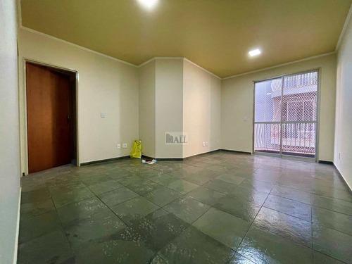 Imagem 1 de 12 de Apartamento À Venda Vila Itália Com 3 Quartos, 2 Vagas E 81m² - V8855