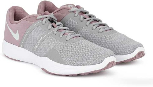 Tênis Nike Feminino Prata/rosê City Trainer2 Sp19
