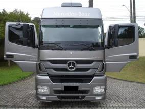 Mercedes Benz Mb Axor 2544 6x2 Ano 2014