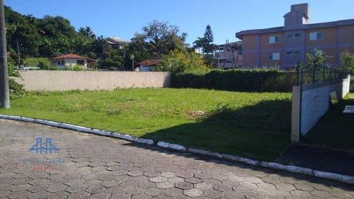 Imagem 1 de 4 de Terreno À Venda, 380 M² Por R$ 330.000,00 - Canasvieiras - Florianópolis/sc - Te0271