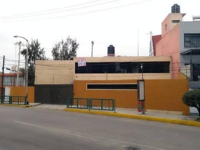 Casa Con Uso De Suelo Para Oficinas En Renta - Prado Churubusco