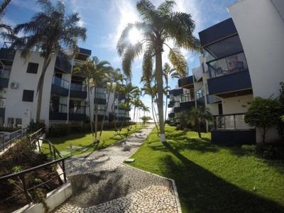 Duplex Ótimo Apartamento Na Praia De Canasvieiras- Pronto Para Morar, Com 3 Dormitório S, Sendo 2 Suítes E 3 Vagas Privativas. - Ap033