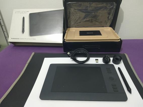 Mesa Digitalizadora Wacom Intuos Pro Média Pth-451/k