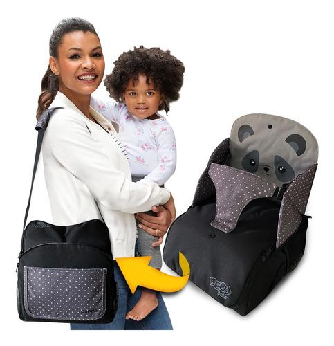 Bolsa De Maternidade Vira Cadeira Alimentação Portátil