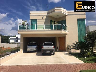 Casa À Venda No Condomínio Reserva Dos Vinhedos Em Louveira Sp - Ca01261 - 33519213