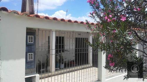 Imagem 1 de 15 de Casa Com 3 Dormitórios À Venda, 168 M² Por R$ 350.000,00 - Vila Nova Sorocaba - Sorocaba/sp - Ca0222